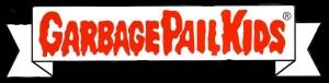 Garbage Pail Kids Logo