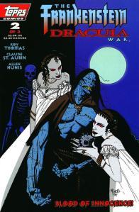 Frankenstein Dracula War 2