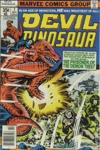 Devil Dinosaur 7