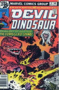 Devil Dinosaur 9