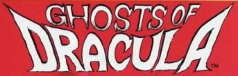ghosts of dracula logo