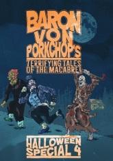 Baron Halloween 2014 DVD
