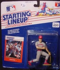 Pete Rose Starting Lineup