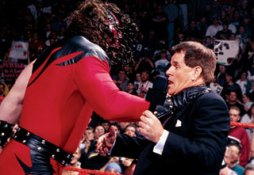 WWE Kane and Pete Rose