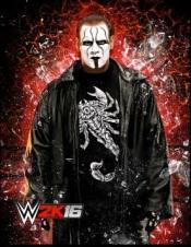 WWE 2K16 Sting