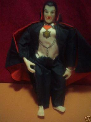 Remco Dracula Doll