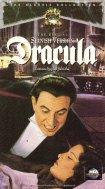 Spanish Dracula 1931 VHS