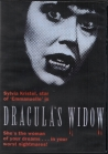 Draculas Widow DVD