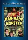 Man Made Monster dvd